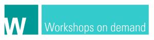 Logo Workshops on demand